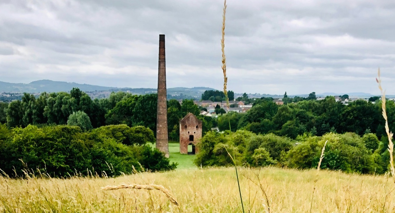 Cobbs Engine House landscape